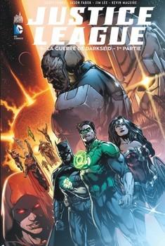 Justice League Tome 9 - La guerre de Darkseid (1ère partie)