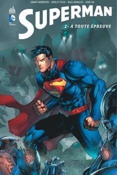 Superman Tome 2 - A toute épreuve