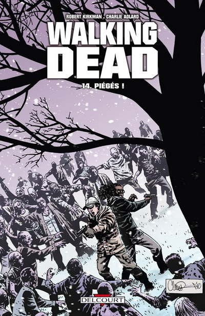 Walking Dead Tome 14 - Piégés