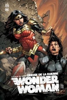 Wonder Woman, Déesse de la guerre Tome 2 - Coup du sort