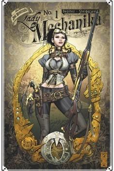 Lady Mechanika Tome 1 - Le mystère du corps mécanique