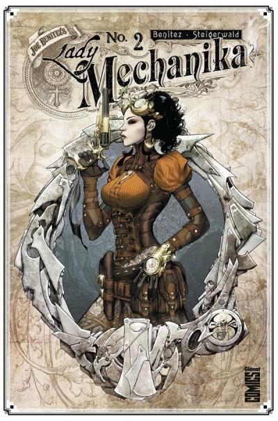 Lady Mechanika Tome 2 - Révélations