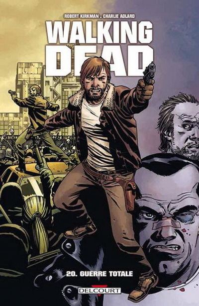 Walking Dead Tome 20 - Guerre totale