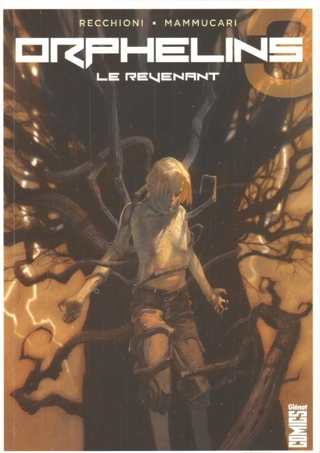 Orphelins Tome 3 - Le Revenant