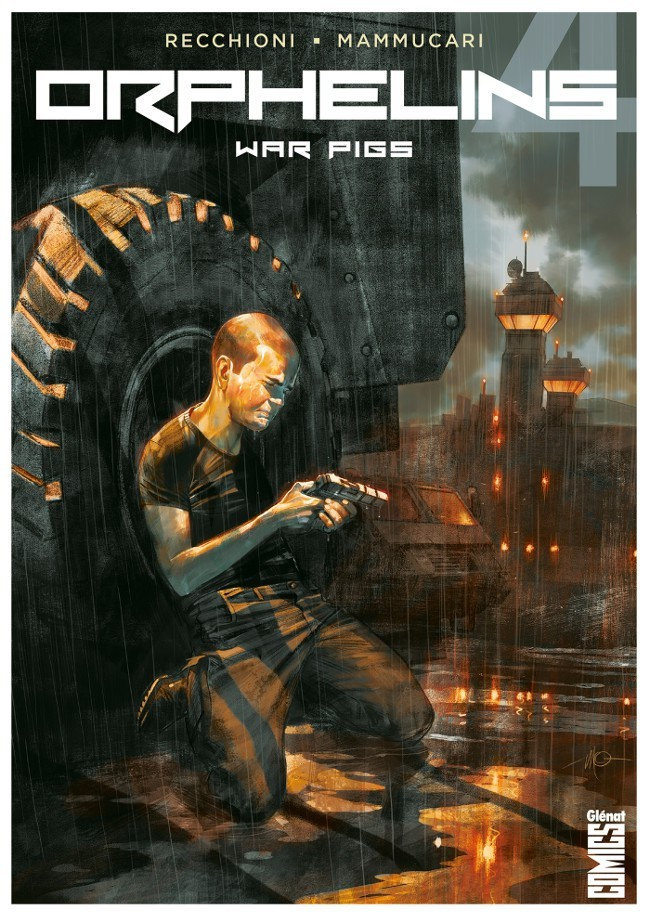 Orphelins Tome 4 - War Pigs