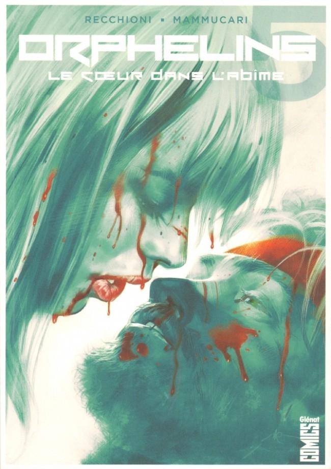 Orphelins Tome 5 - Le Coeur dans l'abîme
