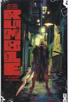 Rumble Tome 1 - La couleur des ténèbres
