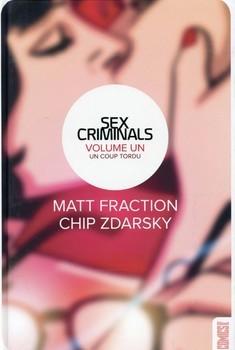Sex Criminals Tome 1 - Un coup tordu