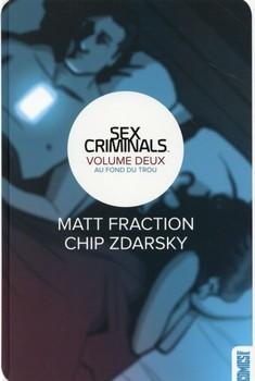 Sex Criminals Tome 2 - Au fond du trou