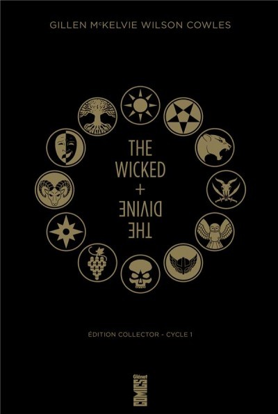 The Wicked + The Divine Tome 1 - Édition collector