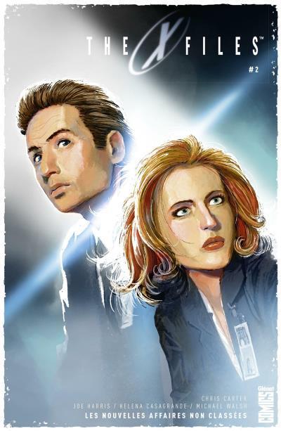 The X-Files Tome 2 - Les nouvelles affaires non classées
