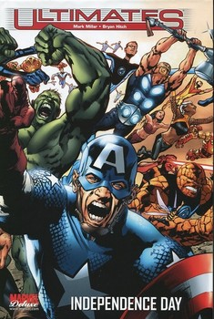 Marvel Deluxe - Ultimates Tome 3 - Independance day