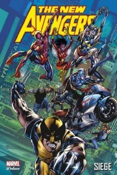 Marvel Deluxe - The New Avengers Tome 7 - Siège