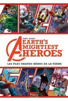 Marvel Deluxe - Avengers Tome 1 - Les plus grand héros de la terre
