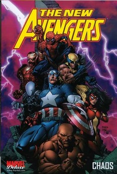 Marvel Deluxe - The New Avengers Tome 1 - Chaos