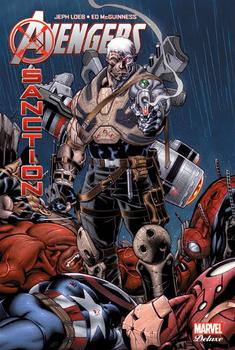 Marvel Deluxe - Avengers - X-sanction