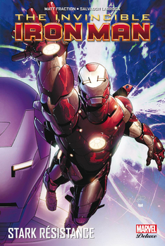 Marvel Deluxe - The Invincible Iron-Man Tome 3 - Stark Résistance