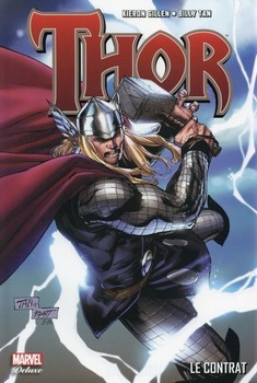 Marvel Deluxe - Thor Tome 3 - Le contrat