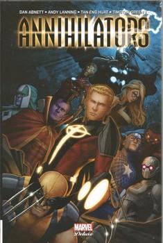 Marvel Deluxe - Annihilators