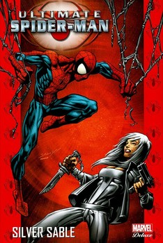 Marvel Deluxe - Ultimate Spider-Man Tome 8 - Silver sable
