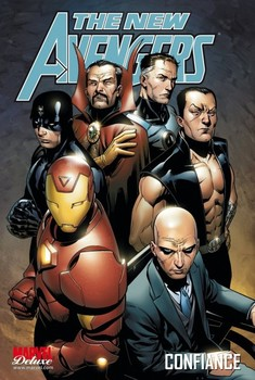 Marvel Deluxe - The New Avengers Tome 4 - Confiance