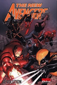 Marvel Deluxe - The New Avengers Tome 3 - Révolution