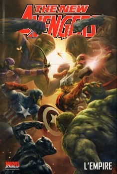 Marvel Deluxe - The New Avengers Tome 5 - L'Empire