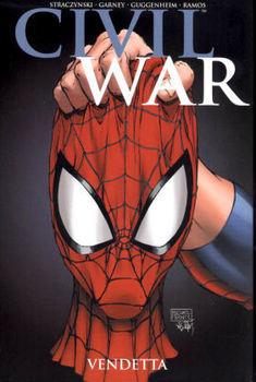 Marvel Deluxe - Civil War Tome 2 - Vendetta