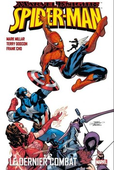 Marvel Select - Marvel Knights Spider-Man - Le dernier combat