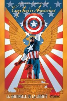 Marvel Select - Captain America - La sentinelle de la liberté