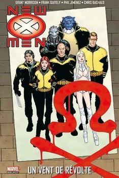 Marvel Select - New-X-Men - Un vent de révolte