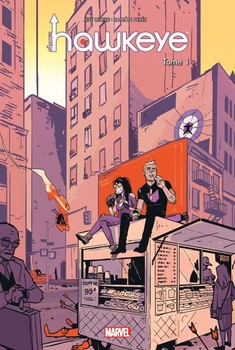 100% Marvel - All-New Hawkeye Tome 1