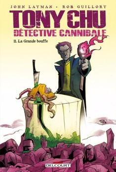Tony Chu Détéctive cannibale Tome 11 - La Grande bouffe