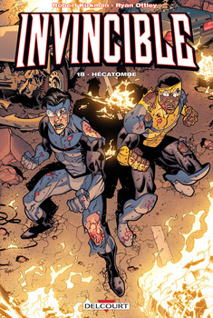 Invincible Tome 18 - Hécatombe
