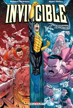Invincible Tome 14 - La Guerre Viltrumite