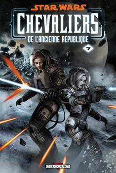 Star Wars - Chevaliers de l'ancienne république Tome 7 - La Destructrice