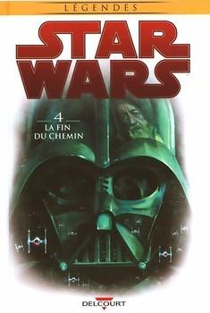 Star Wars Tome 4 - La fin du chemin