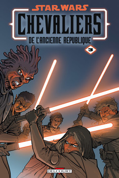 Star Wars - Chevaliers de l'Ancienne République Tome 3 - Au cœur de la peur