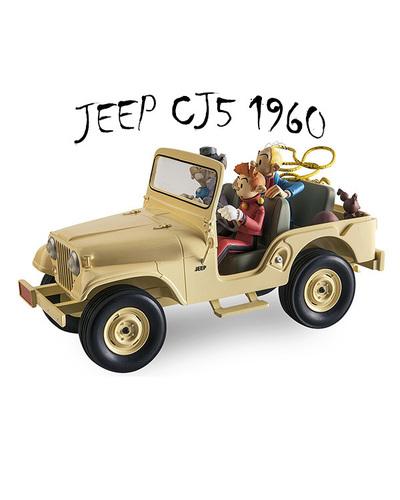 JEEP CJ5 1960