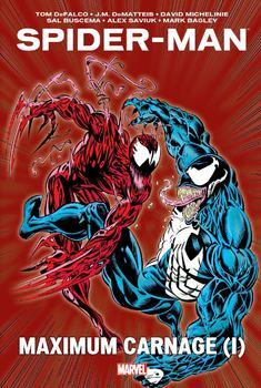 Spider-man – Maximum Carnage 1