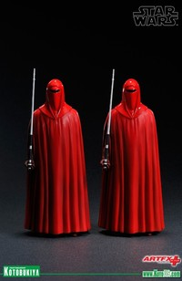 EMPEROR'S ROYAL GUARD TWO PACK ARTFX+ STATUE