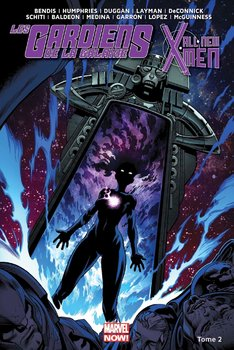 Les Gardiens De La Galaxie / All-new X-men - Le Vortex Noir 2 (sur 2)