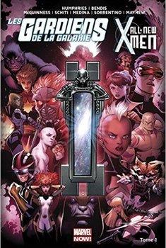 All-new X-men/les Gardiens De La Galaxie - Le Vortex Noir 1 (sur 2)