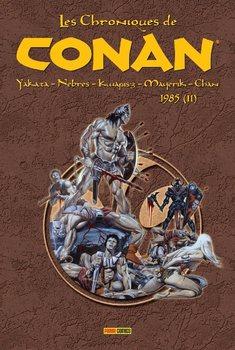 Les Chroniques De Conan 1985 (ii)