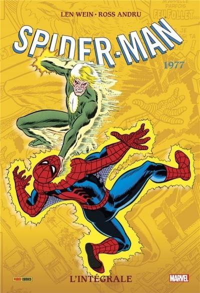 Amazing Spider-Man - intégrale tome 15 - 1977 (nouvelle édition)