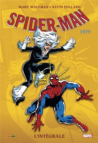 Amazing Spider-Man - intégrale tome 19 - 1979 (nouvelle édition)