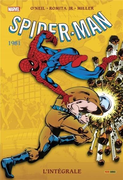 Amazing Spider-Man - intégrale tome 25 - 1985 (nouvelle édition)