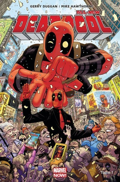 All-New Deadpool tome 1
