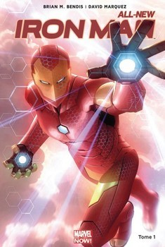 All-new Iron Man tome 1