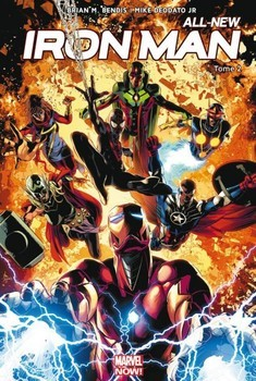 All-new Iron-Man tome 2